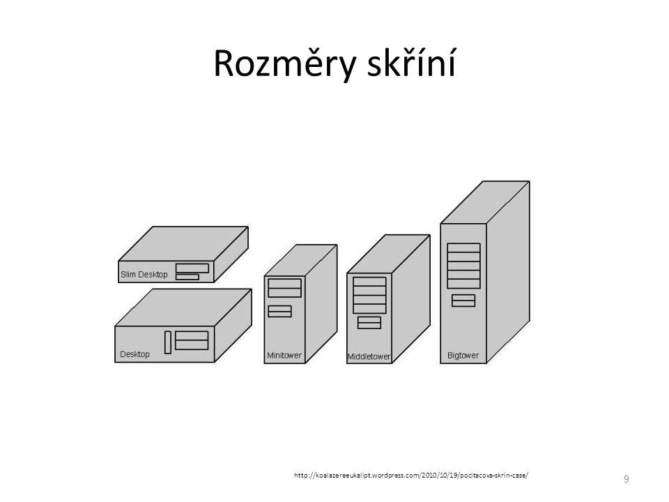 HW – vnitřní zařízení počítače http://ki.ujep.cz/data/enastenka/skripta_ms.pdf 10
