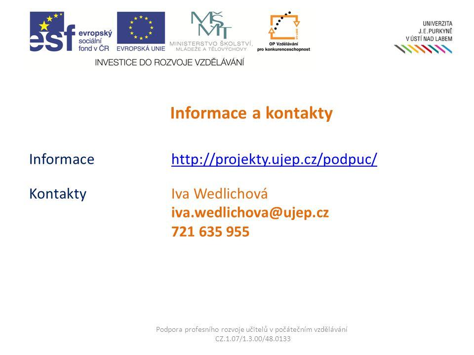 Emoční inteligence a rozvoj sociálních dovedností Podpora profesního rozvoje učitelů v počátečním vzdělávání CZ.1.07/1.3.00/48.0133