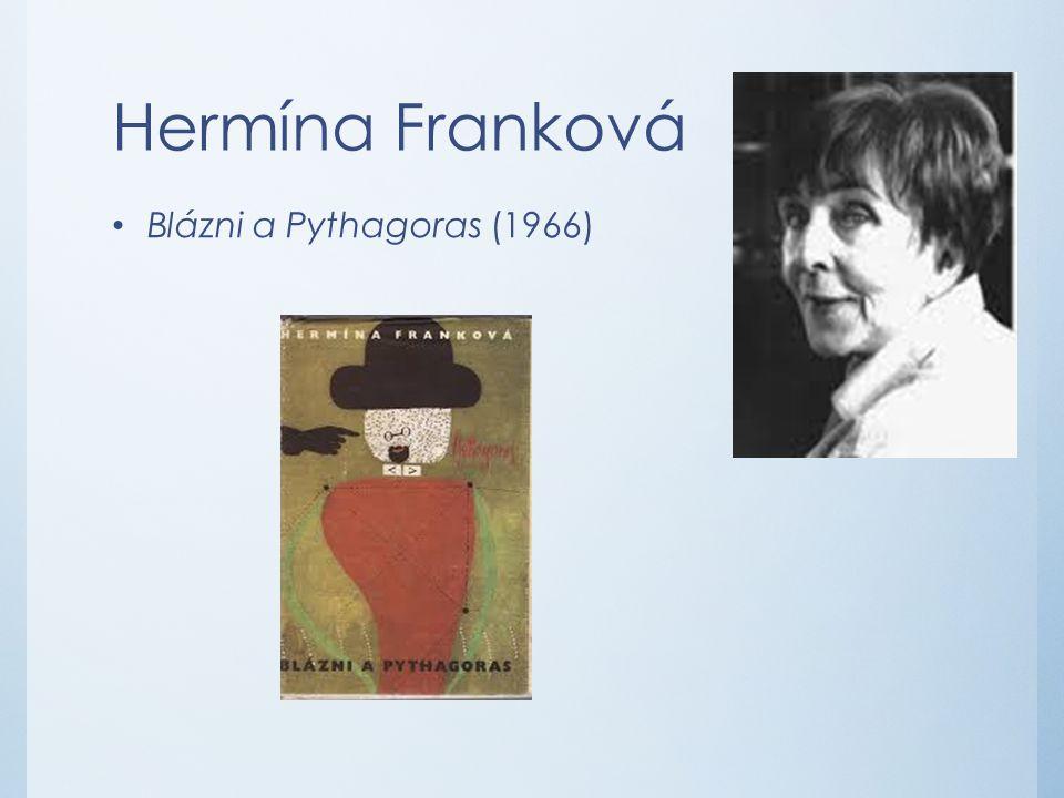 Hermína Franková Blázni a Pythagoras (1966)