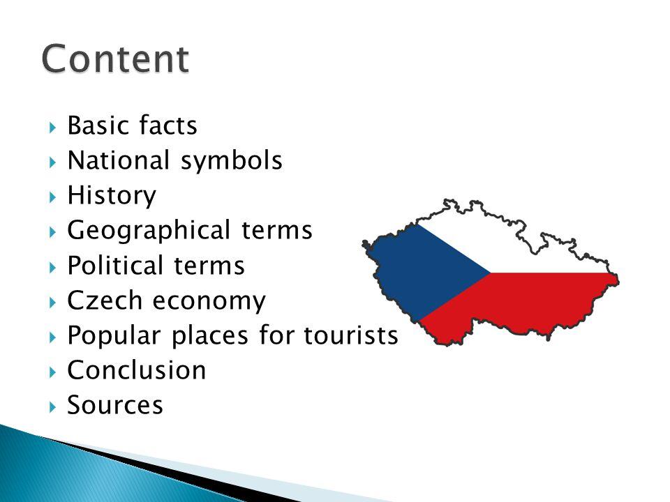  Central Europe  land-locked country land-locked country = vnitrozemský stát