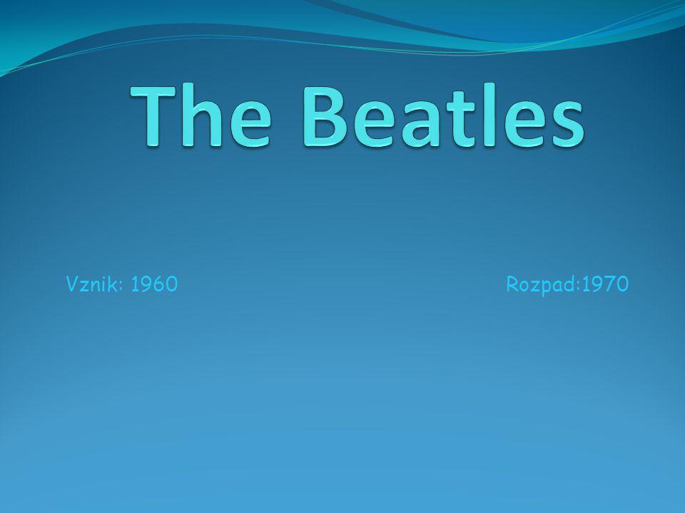 Vznik: 1960 Rozpad:1970