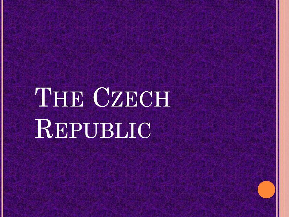 Area:78 867 km² Population: 10 548 527 Capital: Prague Climate: continental