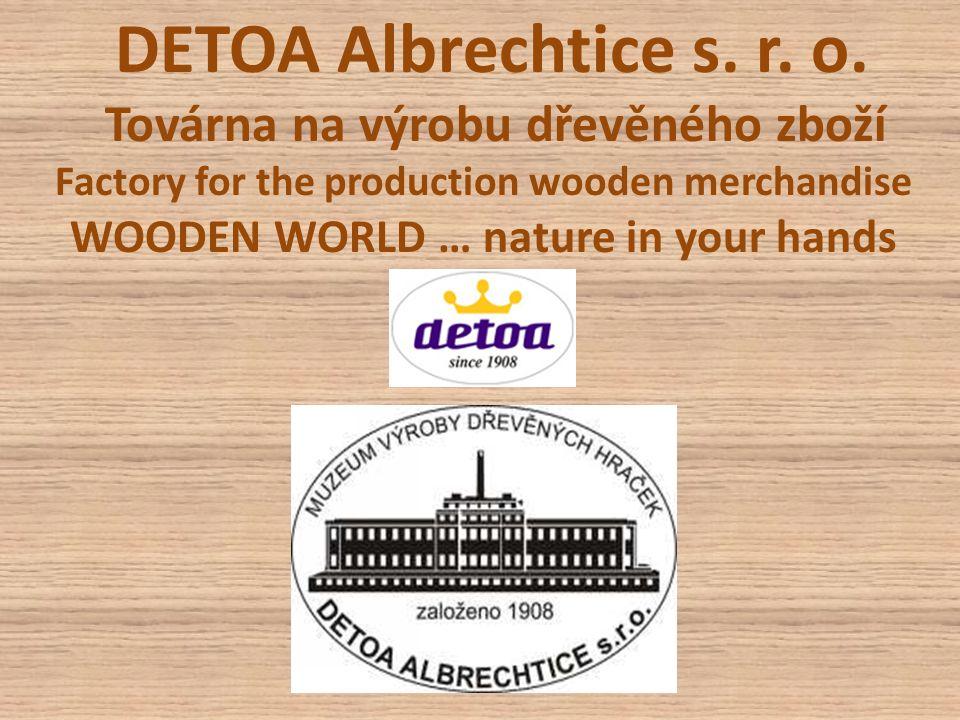 DETOA Albrechtice s. r. o.