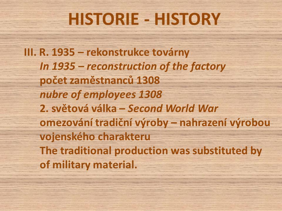 HISTORIE - HISTORY IV.Po 2.