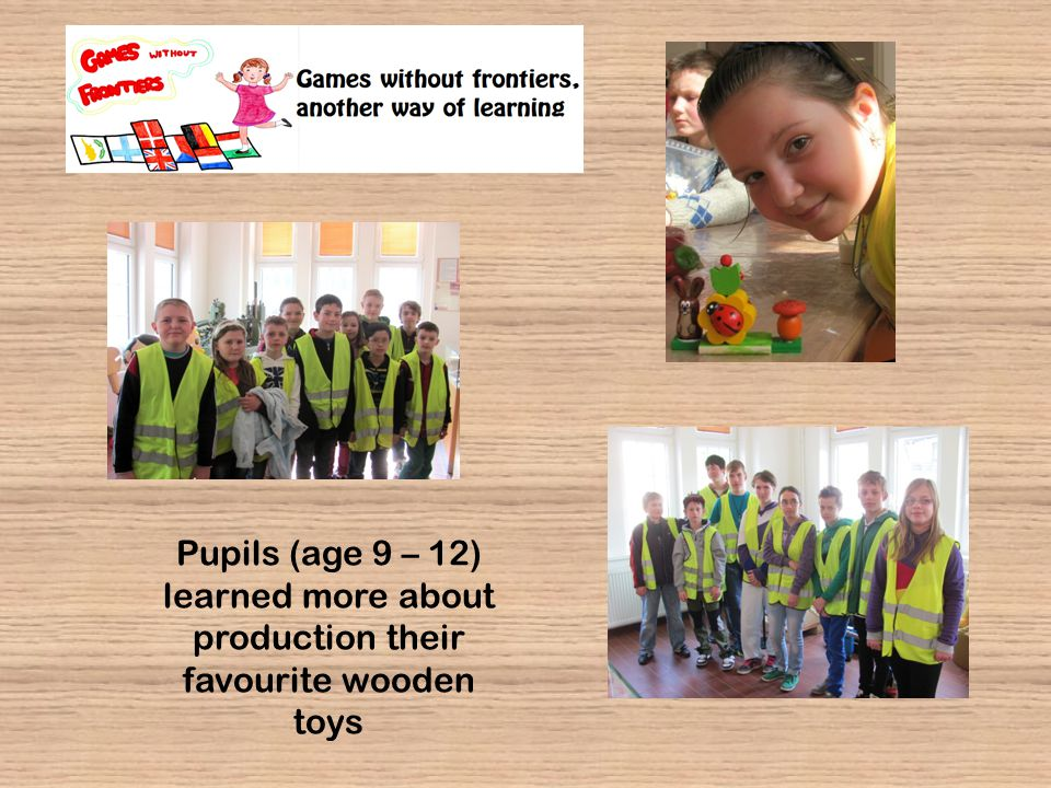 How is the little mole in a car made 1. Little wooden block The picture by Kuba – 4.A