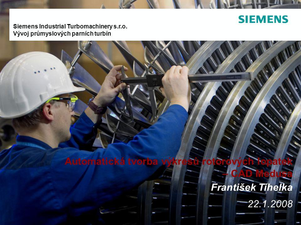 Siemens Industrial Turbomachinery s.r.o.