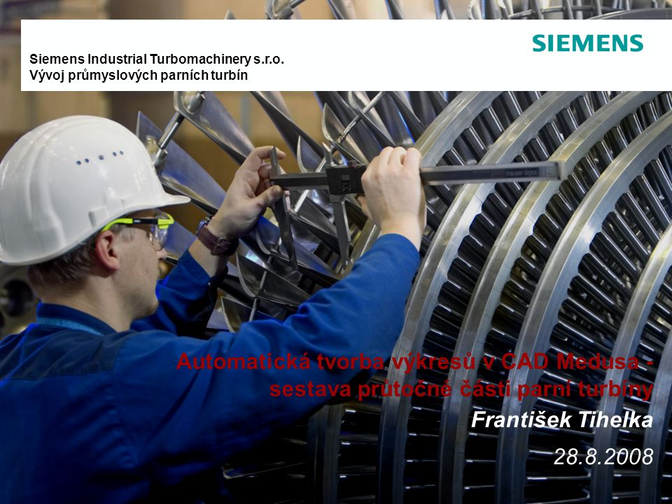 Siemens Industrial Turbomachinery s.r.o.