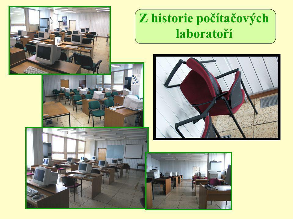 Z historie počítačových laboratoří