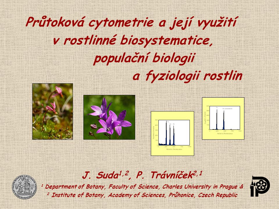 www.ibot.cas.cz/fcm 11 z 26 Aplikace – distribuce cytotypů 2x 4x 3x Empetrum Vaccinium uliginosum