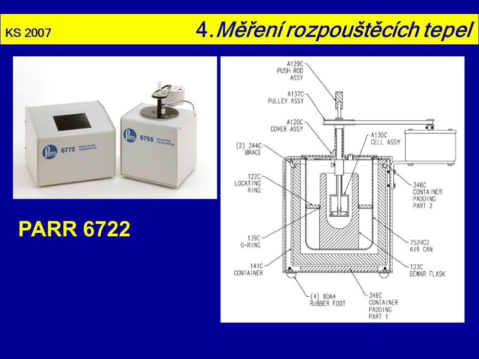 KS 2007 4.Měření rozpouštěcích tepel PARR 6722