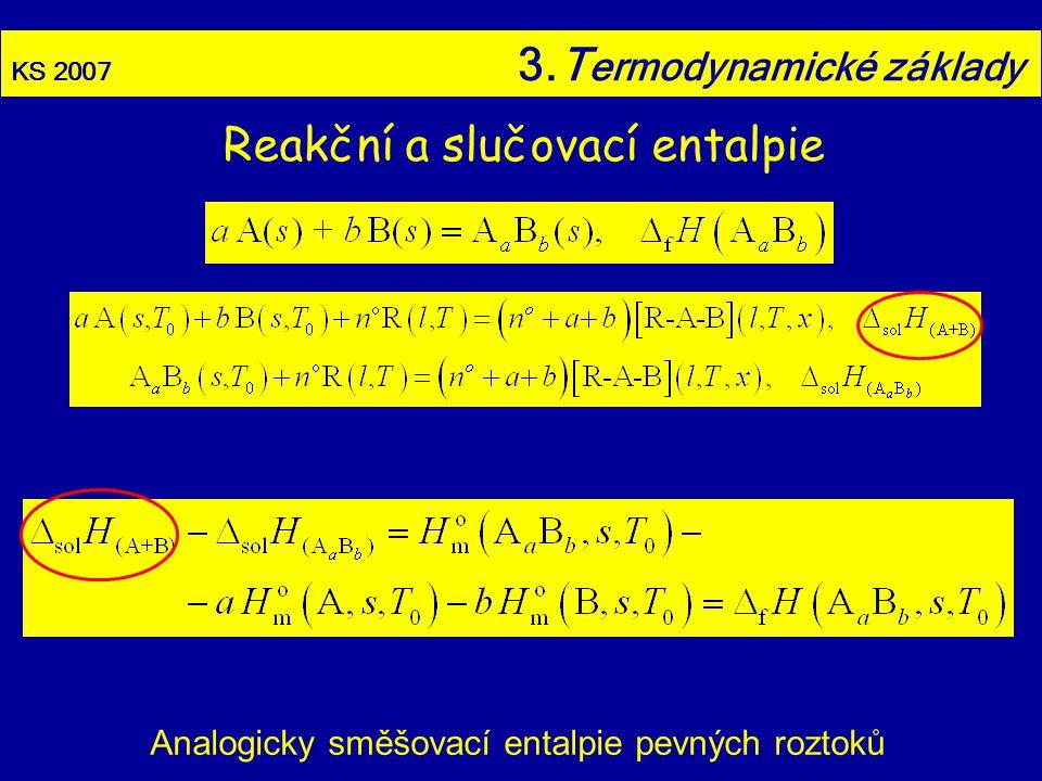 KS 2007 4.Měření rozpouštěcích tepel ► Izoperibolický:T c -T s  0, T s = konst.