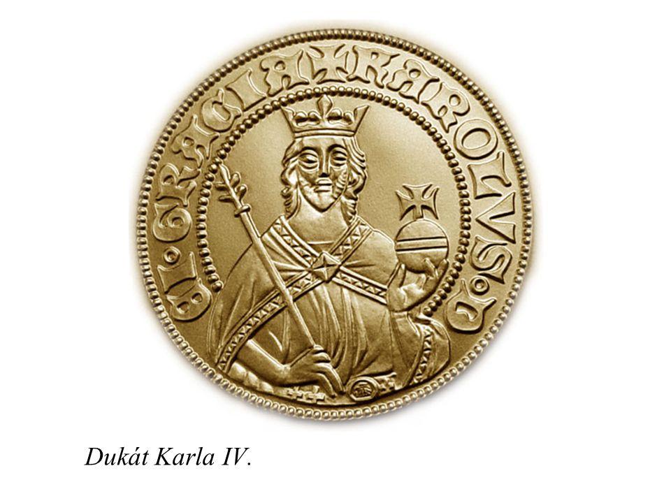 Dukát Karla IV.