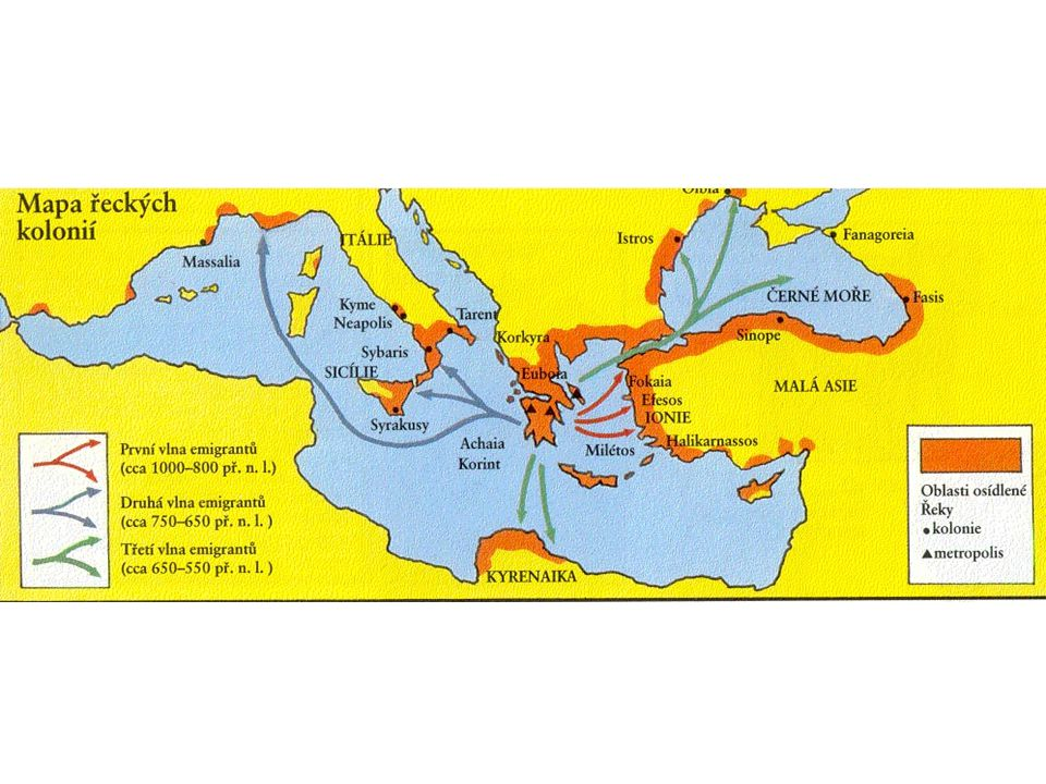 Alexander Makedonský (Veliký) i.ovládnutí celého tehdy známého světa ii.tažení do Persie (Pergamon, Issos, Gaugamely) iii.Egypt, Turecko, Írán, Irák, Indii, Izrael, Palestinu iv.ctil náboženské tradice v.Babylon vi.Smrt – 323 v Babylonu vii.Egypt – Ptolemaiovci, Persie – Seleukos I., Makedonie – Antigonos 146 př.