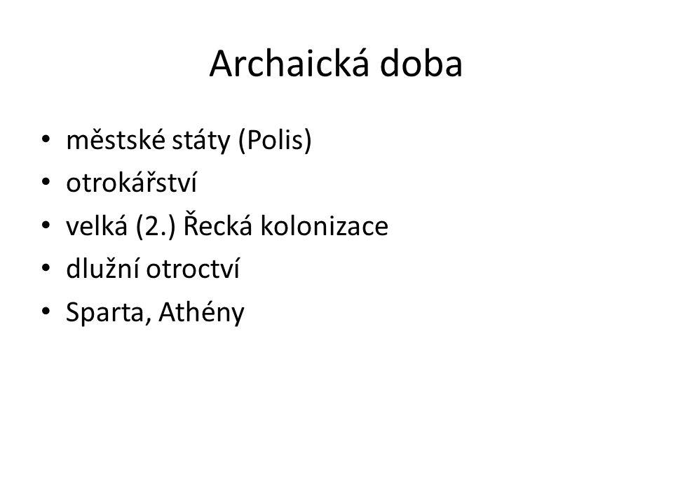 Sparta Peloponés, Dórové vojenství, zemědělství 3 vrstvy: Sparťané, Perioikové, Heilóti Státní zřízení: 1)Dva králové 2)5 eforů 3)Gerúsia (rada starších) 4)Apellá (shromáždění svobodných mužů)