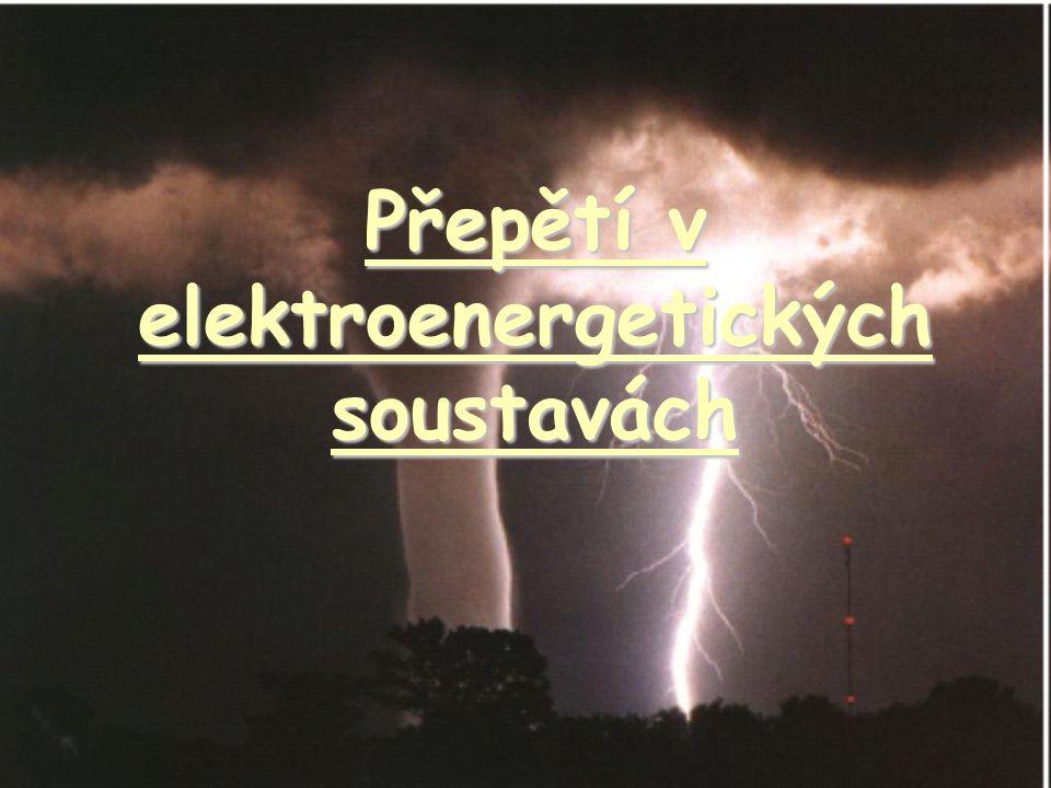 Přepětí v elektroenergetických soustavách