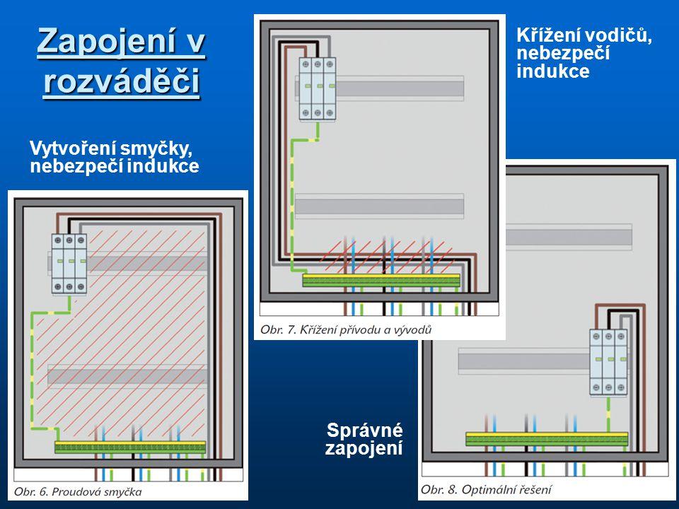 Třístupňová ochrana proti přepětí datových obvodů