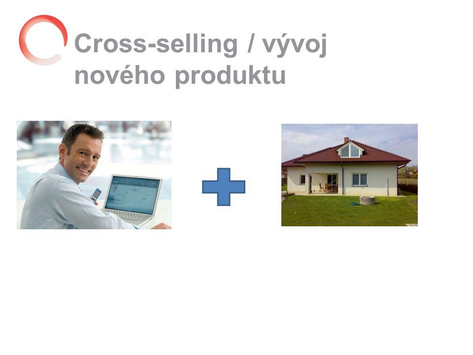 Cross-selling / vývoj nového produktu