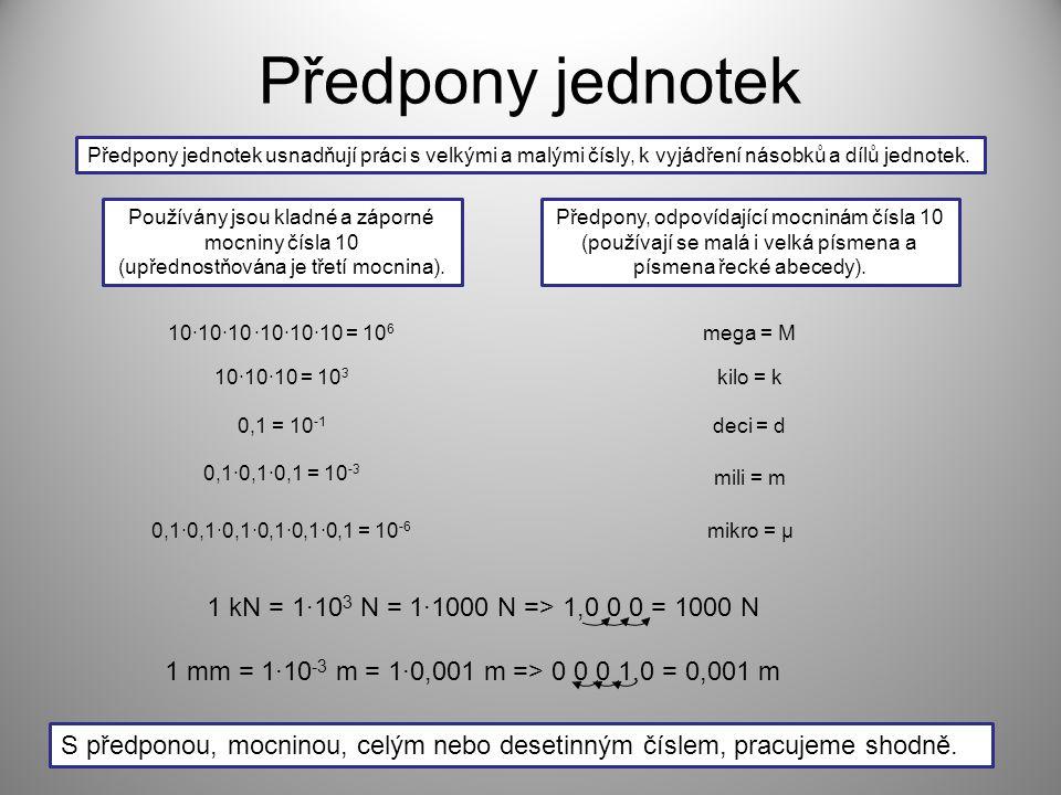 Vědecký zápis čísel Je způsob zápisu velmi velkých nebo naopak velmi malých čísel, blížící se nule.
