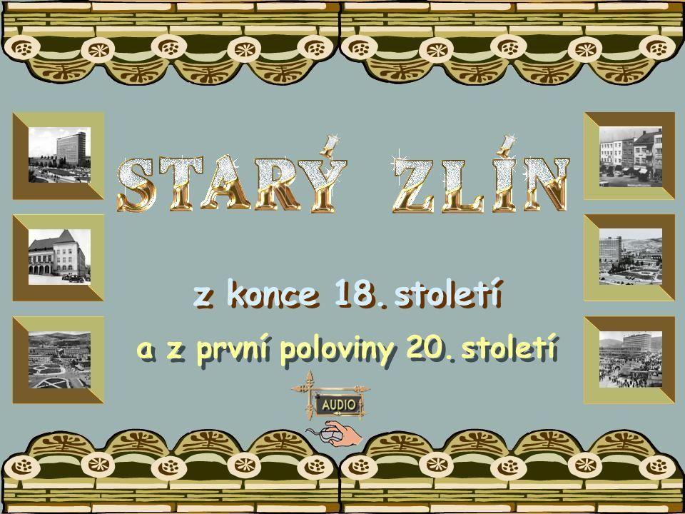 Zlín mezi roky 1930 - 1940 Zlínská sokolovna – rok 1930 r.