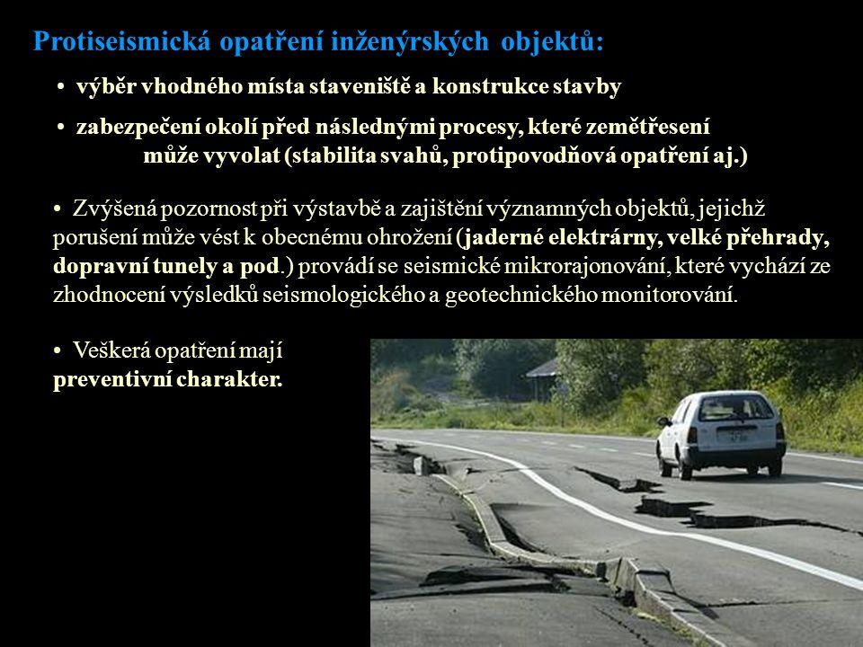 Metody sanace přírodních útvarů – Ing.