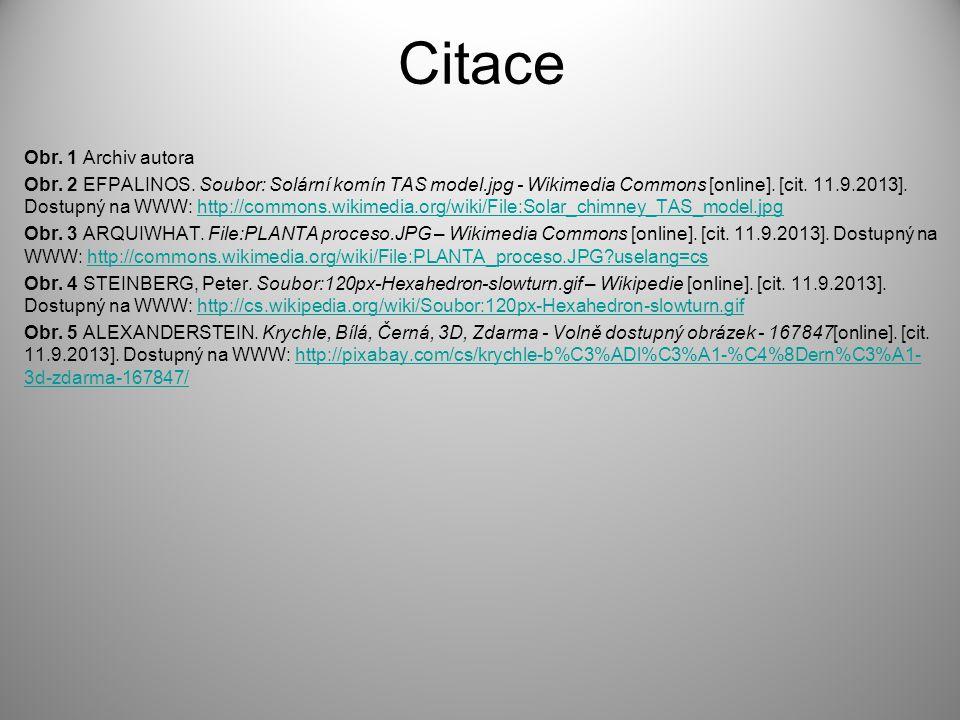 Citace Obr.1 Archiv autora Obr. 2 EFPALINOS.