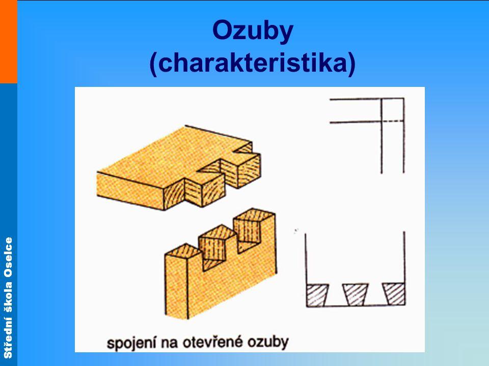 Střední škola Oselce Ozuby (charakteristika)