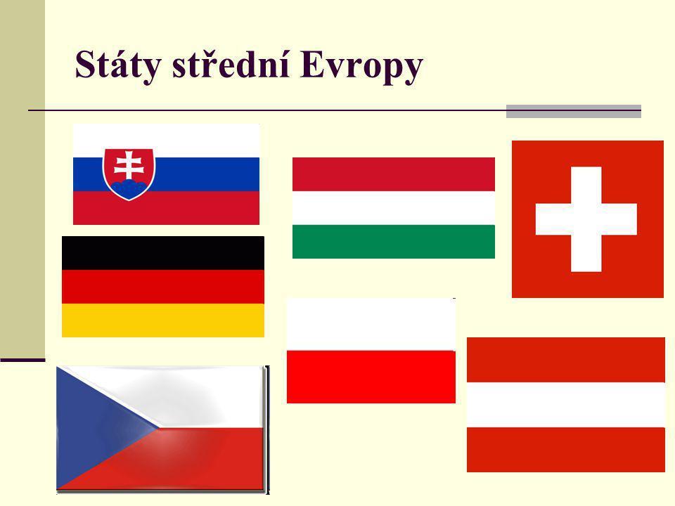 Státy střední Evropy