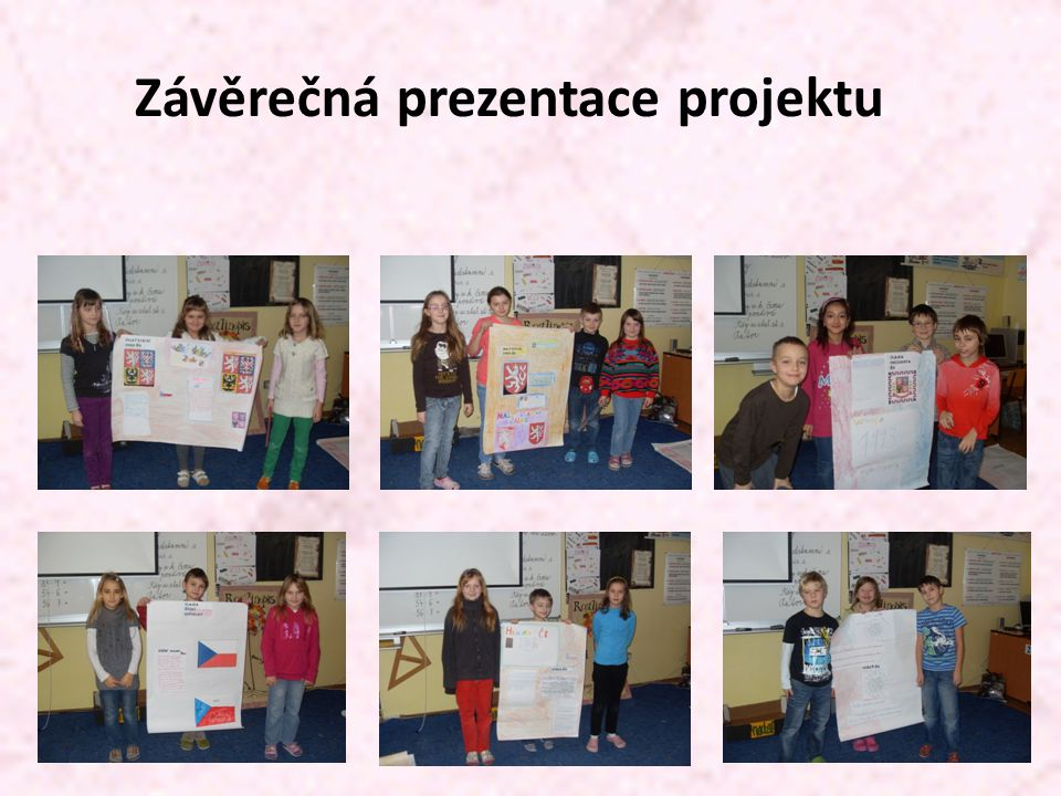Závěrečná prezentace projektu