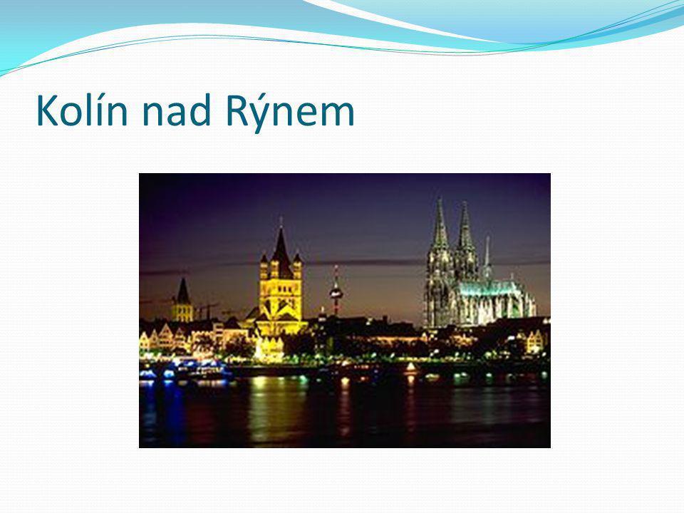 Kolín nad Rýnem