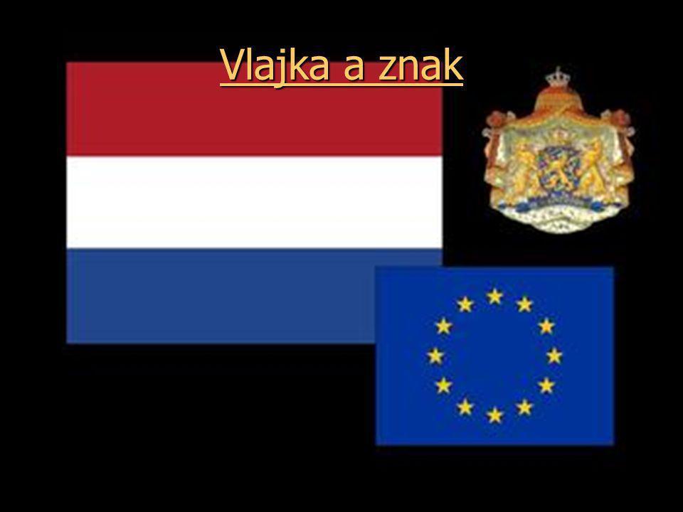 Vlajka a znak Vlajka a znak