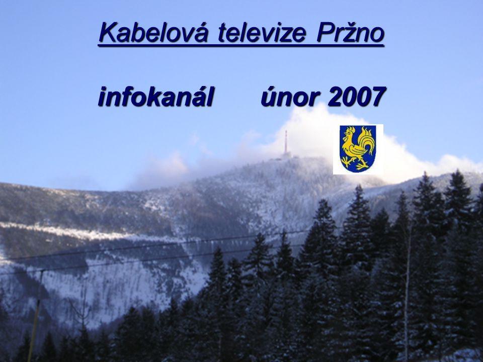 Program infokanálu Pozvánka - IV.Sportovní ples Pozvánka - IV.