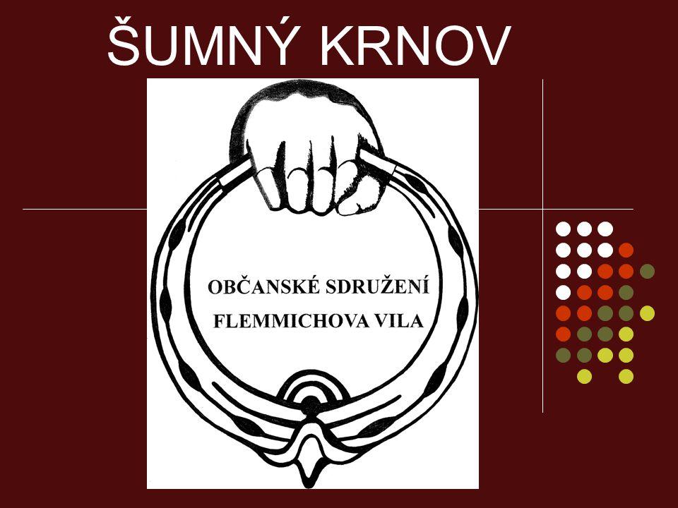 Název Šumný Krnov je chráněnou značkou.