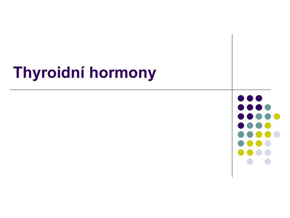 Thyroidní hormony