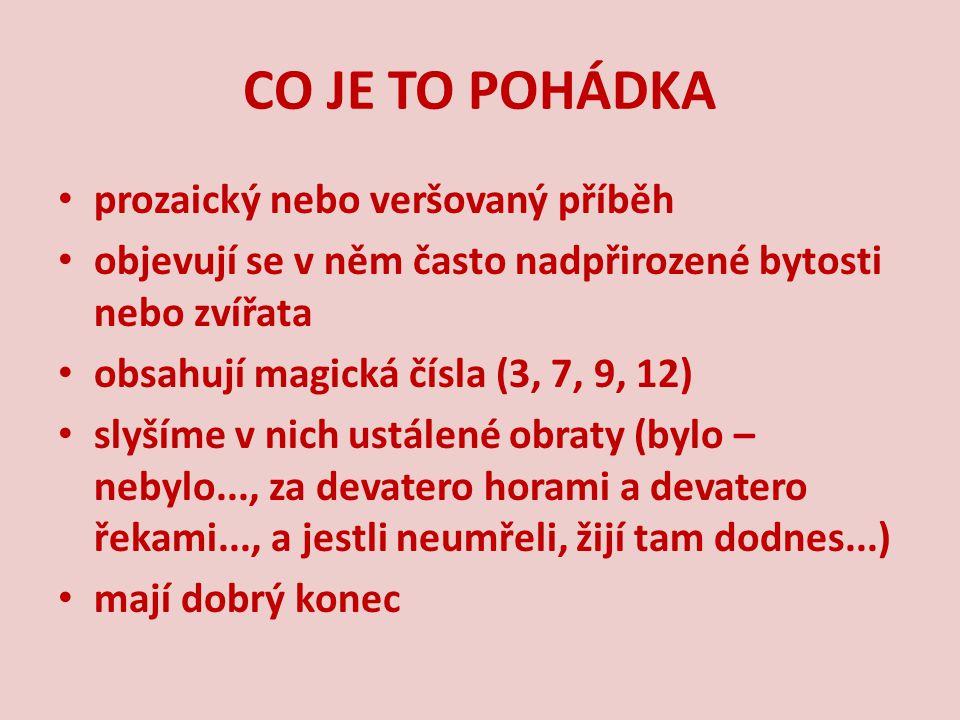 Použité zdroje Dorovská, Dagmar, Řeřichová, Vlasta.