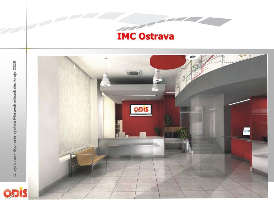 Integrovaný dopravní systém Moravskoslezského kraje ODIS IMC Ostrava Projekty a projektové záměry ODIS – Žďár nad Sázavou
