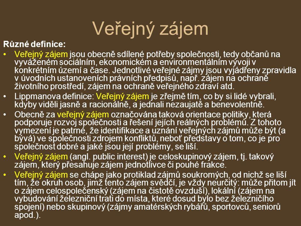 Veřejná volba Tzv.