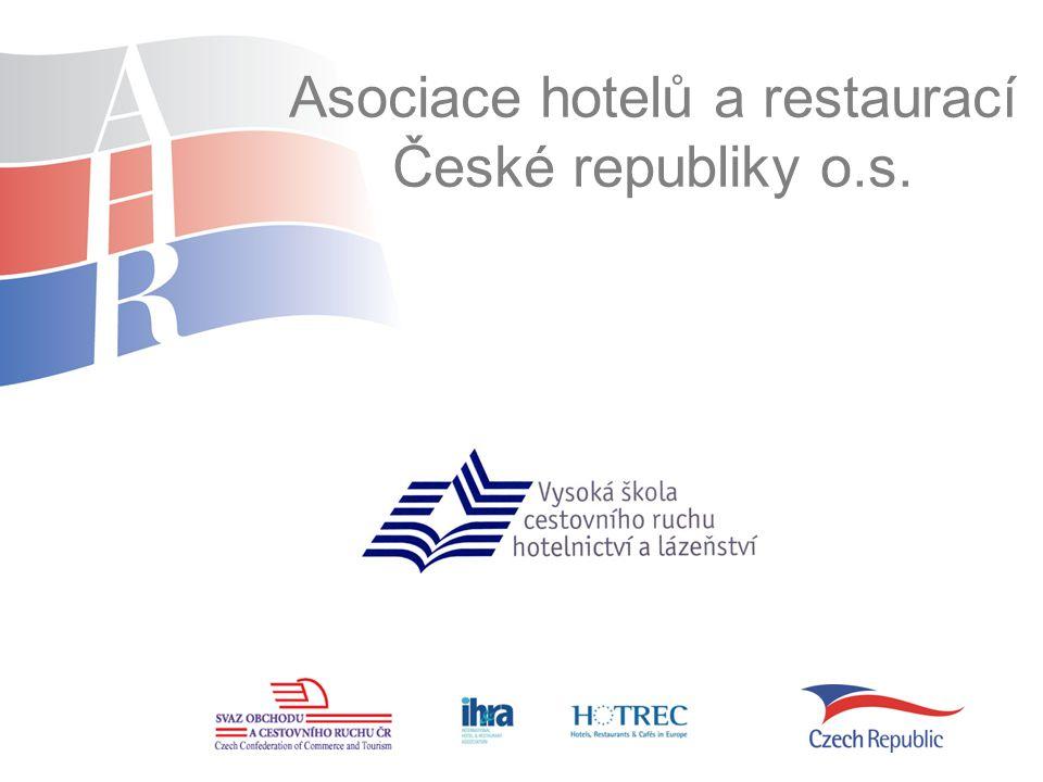 www.hotelstars.cz Asociace hotelů a restaurací České republiky o.s.