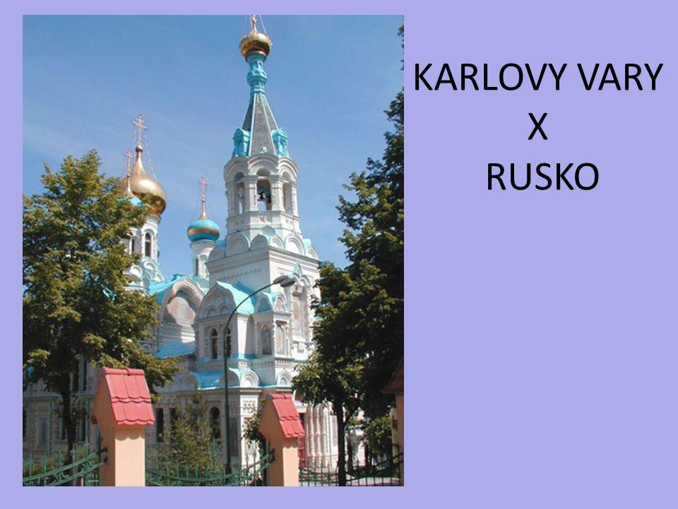 KARLOVY VARY X RUSKO