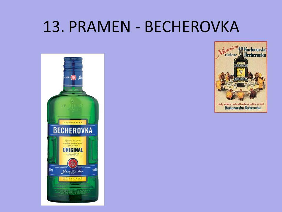 13. PRAMEN - BECHEROVKA