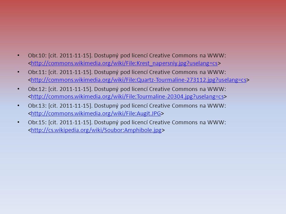 Obr.10: [cit. 2011-11-15]. Dostupný pod licencí Creative Commons na WWW: http://commons.wikimedia.org/wiki/File:Krest_napersniy.jpg?uselang=cs Obr.11: