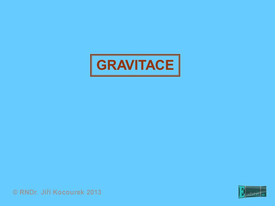 Gravitační pole Tíhová síla – skutečná síla, kterou jsou tělesa přitahována k Zemi.