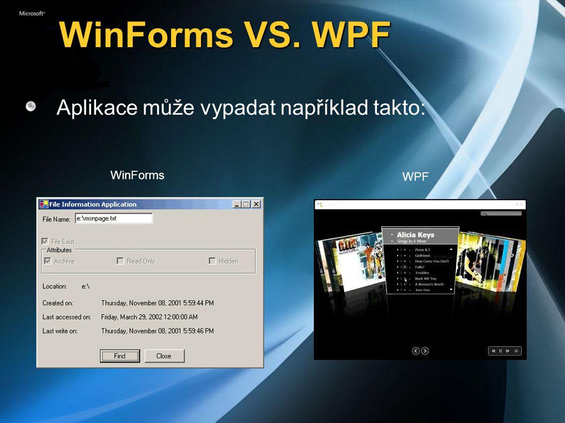 """Instalace ClickOnce Instalace ClickOnce Přirozený vývoj """"bezdotykové instalace z.NET 1.x Založeno na HTTP protokolu pro.NET aplikace exe stažen, uložen, spuštěn ClickOnce Podporuje instalaci obou typů aplikací (plné i browser) 2 scénáře nasazení Online/offline Pouze online Odstraňuje problémy předchozí verze; nyní umí Podpora v nástrojích (VS 2005, SDK) Sledování postupu instalace Distribuce jiných souborů než assembly (data, COM, nápověda) Možnost požádat o vyšší povolení Je vyžadován digitální podpis instalace Zkuste jsi sami vytvořit nějakou ClickOnce aplikaci"""