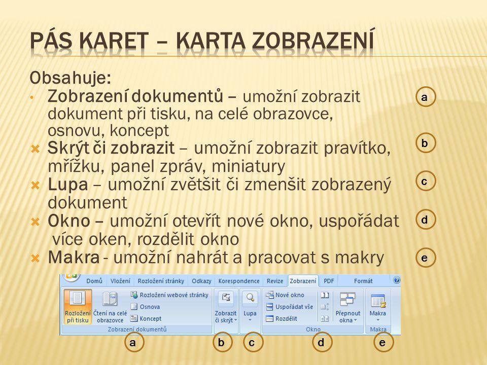 Použité zdroje: Pokud není uvedeno jinak, použitý materiál je z vlastních zdrojů autorky.