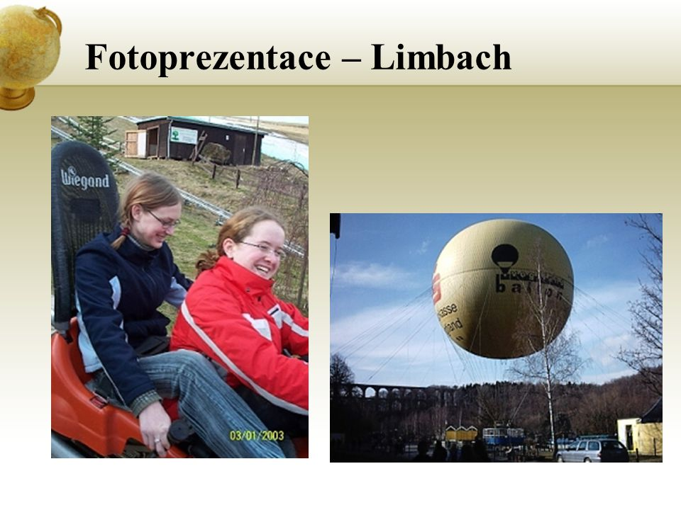 Fotoprezentace – Limbach