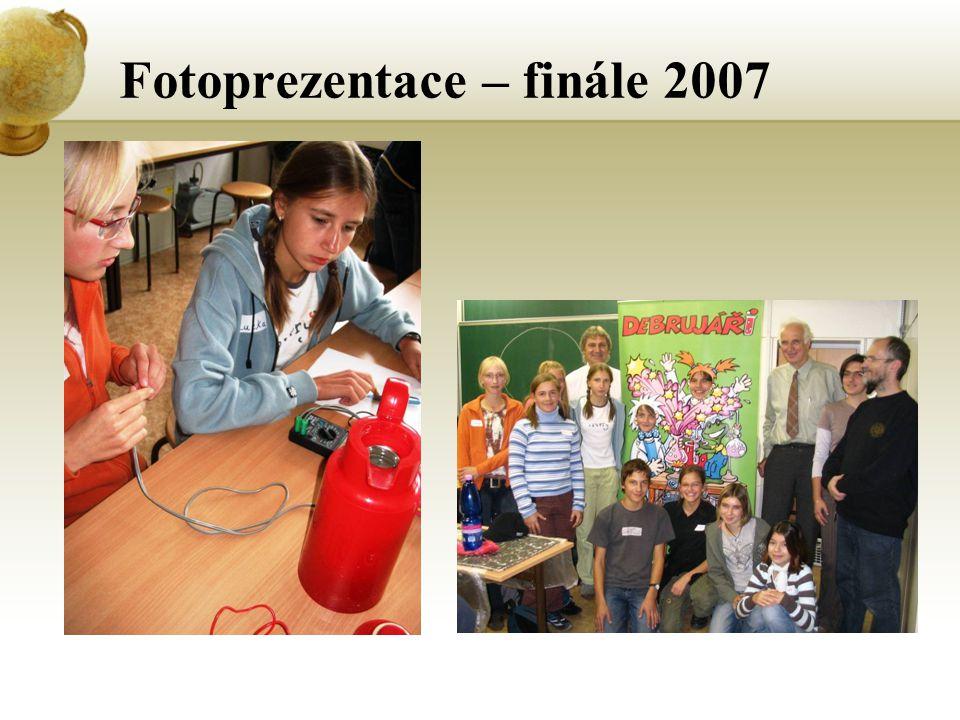 Fotoprezentace – finále 2007