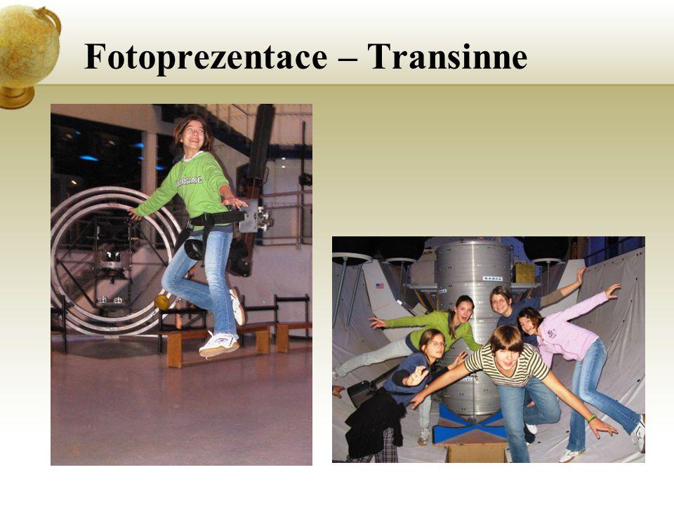 Fotoprezentace – Transinne