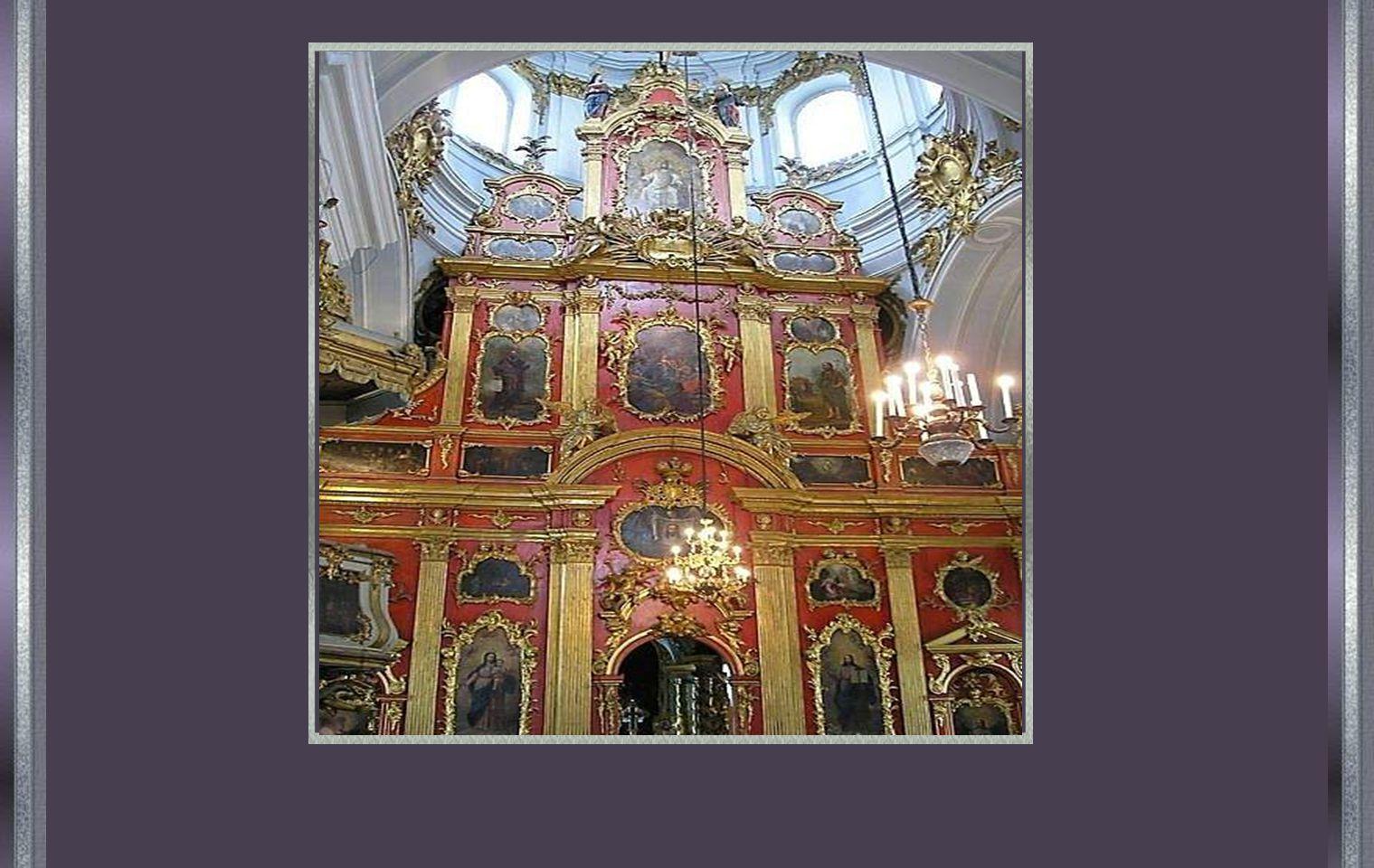 KIEV RUSIA. Rusko. Chrám sv. Ondřeje. KIEV RUSSIA. Church of St Andrew
