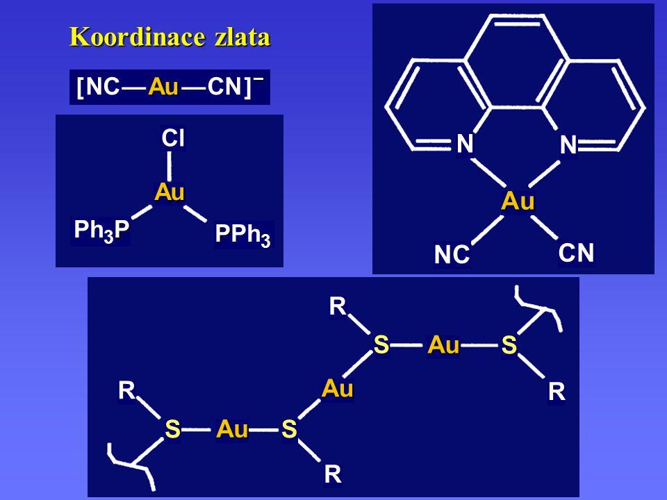Cisplatina cisplatina Pt strukturní vliv cisplatiny vázané na DNA