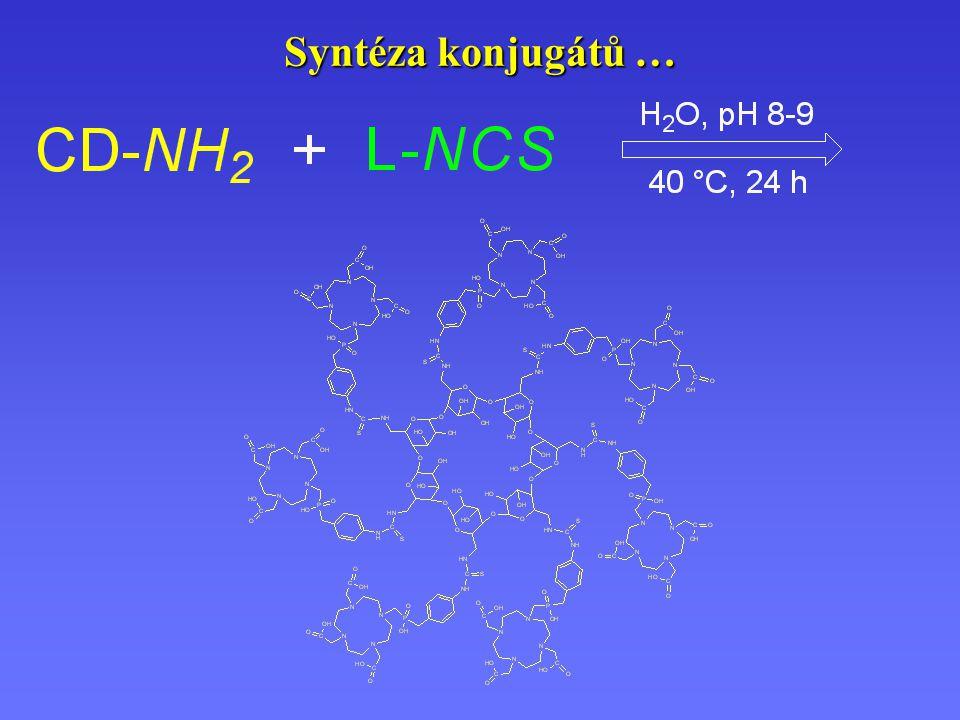 Syntéza konjugátů …