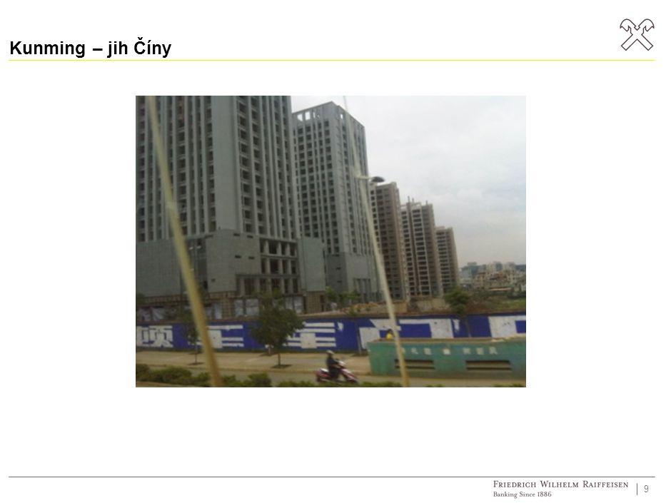 Kunming – jih Číny 9